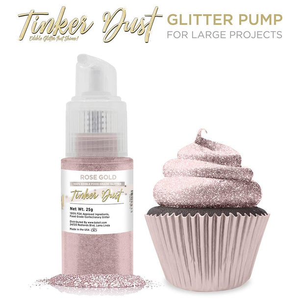 Rose Gold Tinker Dust Spray Pump by the Case