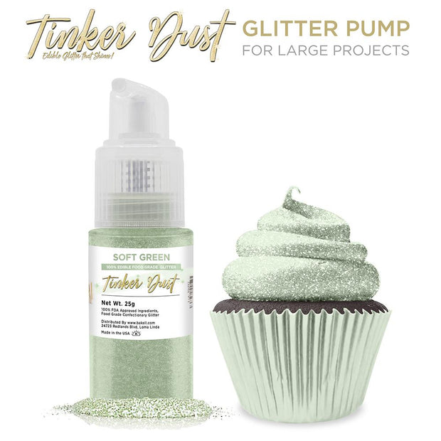 Soft Green Tinker Dust Spray Pump by the Case