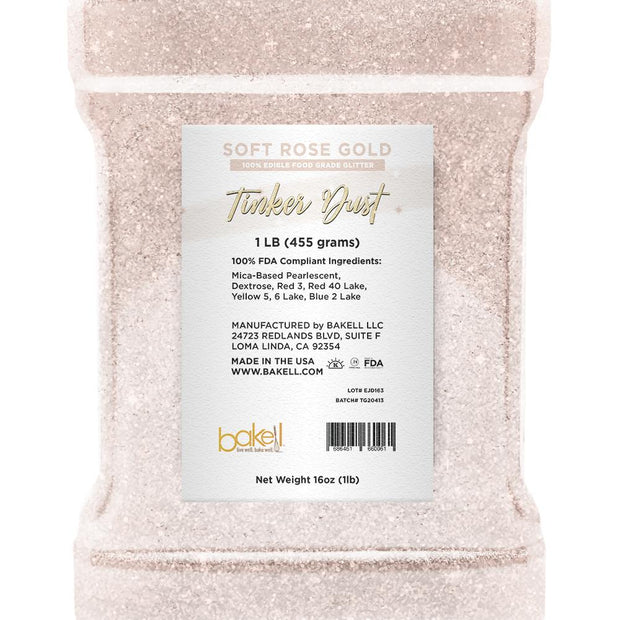Soft Rose Gold Tinker Dust by the Case
