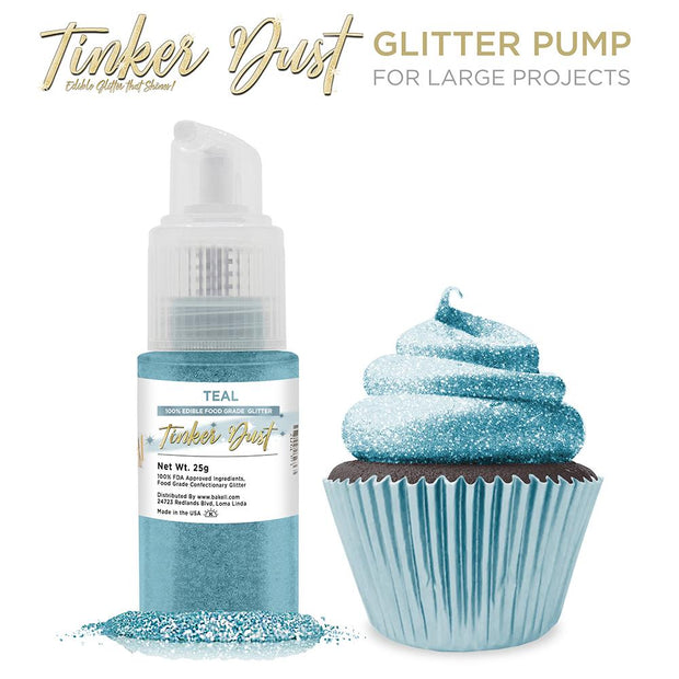 Teal Tinker Dust Spray Pump by the Case
