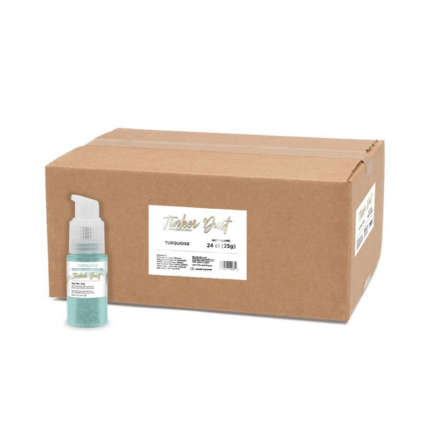 Turquoise Tinker Dust Spray Pump by the Case