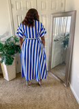 Camilla Striped Dress