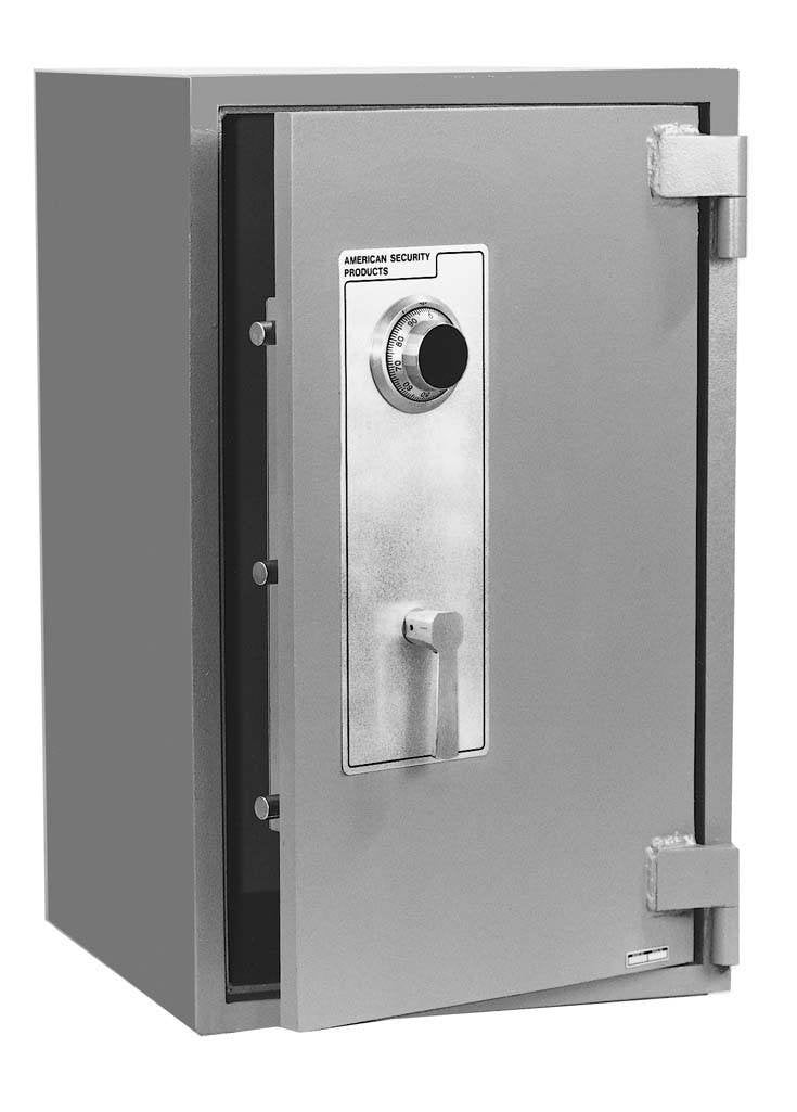 American Security BLC4024 C Rating Burglary Safe