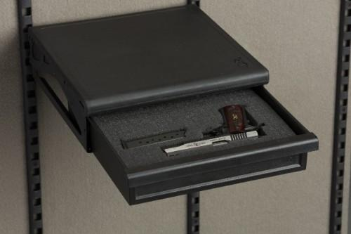 Axis Drawer with Foam Insert - High Noble Safe Company, Inc.
