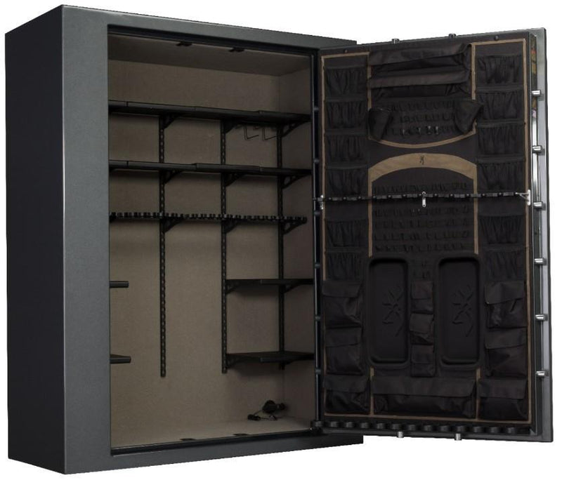Silver - 65 Tall Extra Wide - High Noble Safe Company, Inc.