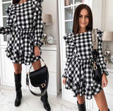 Woman Dress Soft Fantasy Shirt, Dress, LE STYLE DE PARIS, LE STYLE DE PARIS