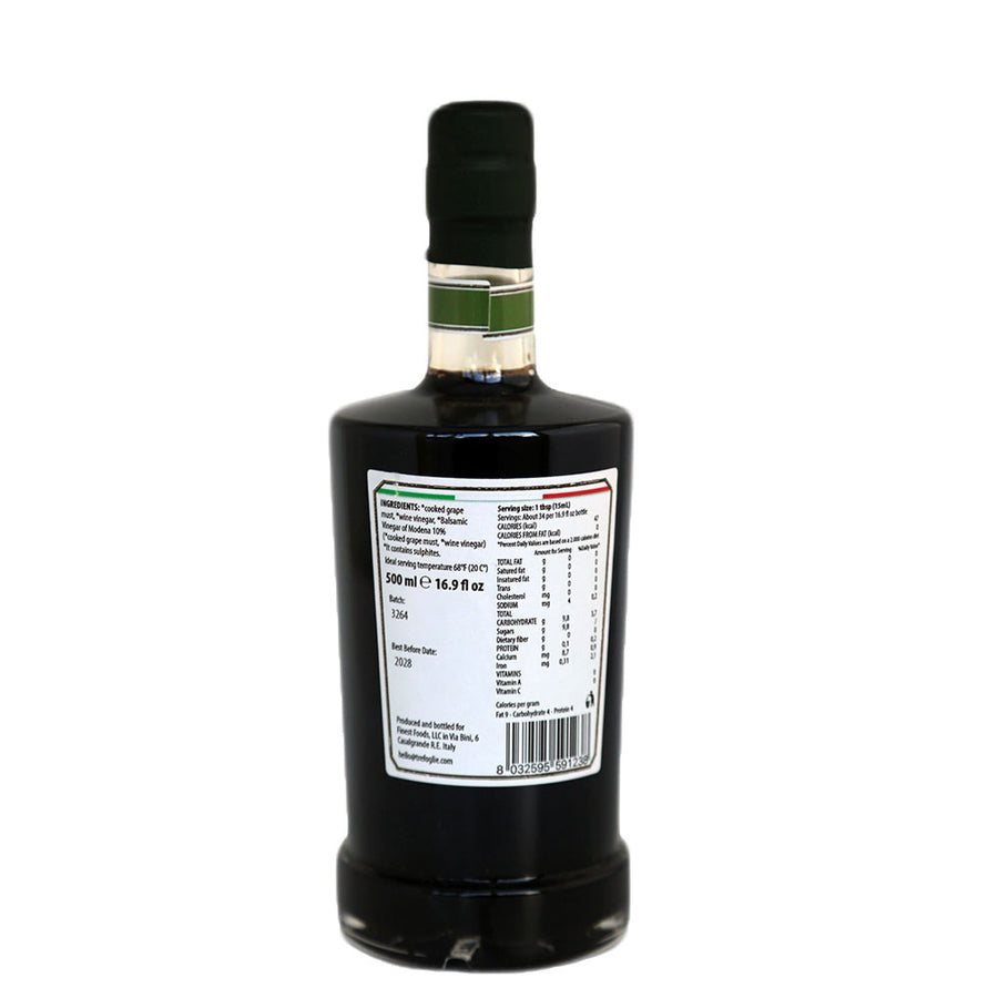 Modena Balsamic Condiment 16.9 oz (500 ml)