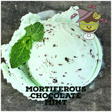 Load image into Gallery viewer, Mortiferous Chocolate Mint Whipped Sugar Scrub