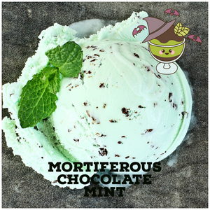 Mortiferous Chocolate Mint Whipped Sugar Scrub