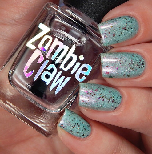 Zombie Quick Top Coat Scented Top Coat