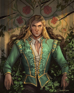 High Lord of The Spring Court -Tamlin