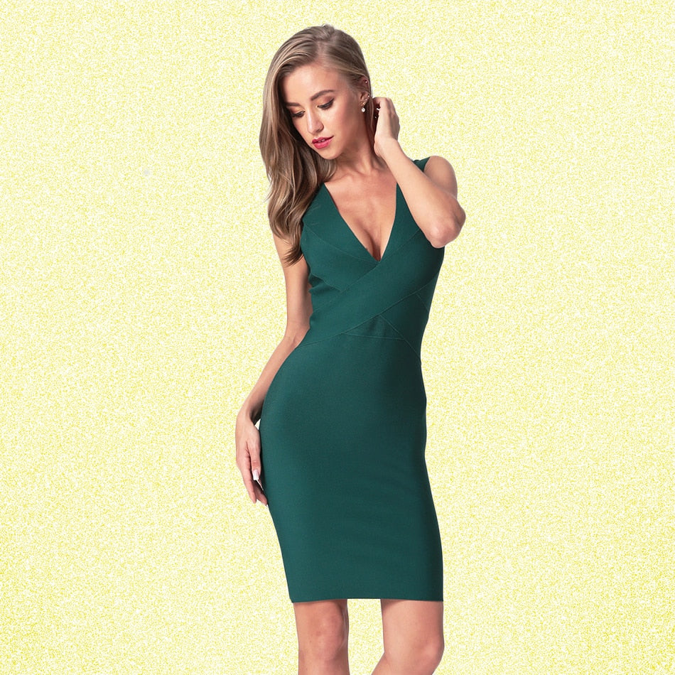 961a5be42a9d Sexy Bandage Dress  Sexy Bandage Dress ...