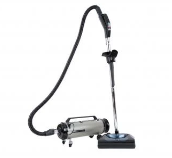 Professional Evolution with Electric Power Nozzle 2-Speed Full-Size Canister Vacuum ADM4PNHSNBF