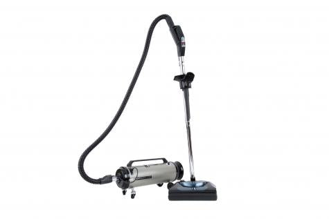 Professional Evolution with Electric Power Nozzle Variable Speed Full-Size Canister Vacuum ADM4PNHSNBFVC