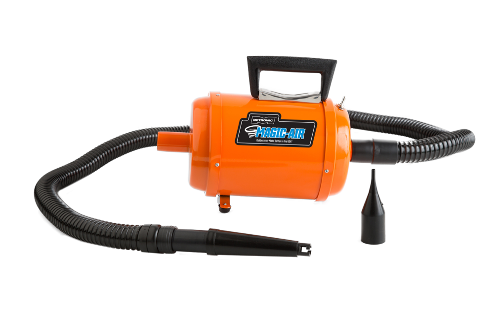 220/240V MagicAir® Deluxe Inflator/Deflator Pump DIDA-4