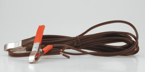 12 Volt Cord w/ Battery Clips - MVC-288A