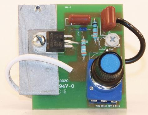 110-120 Volt Variable Switch - MVC-46A-OHM