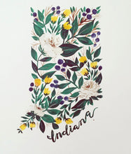 Load image into Gallery viewer, Indiana Lush Print