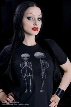 FETAL SKELETONS DIAGRAM - T shirt