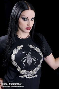 WREATHED INSECT - T shirt