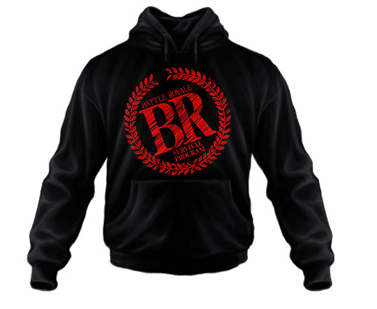 BATTLE ROYALE - Pullover Hoodies