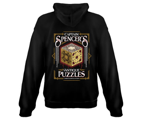 HELLRAISER - Captain Spencer - Zipper Sweatshirt Hoodie