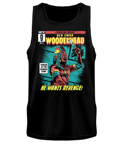 CREEPSHOW 2 - Old Chief Woodenhead Tank Top