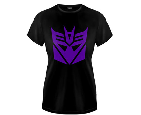 DECEPTICONS - Insignia Girls Fitted T-Shirt