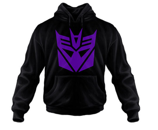 DECEPTICONS - Insignia Pullover Hoodies