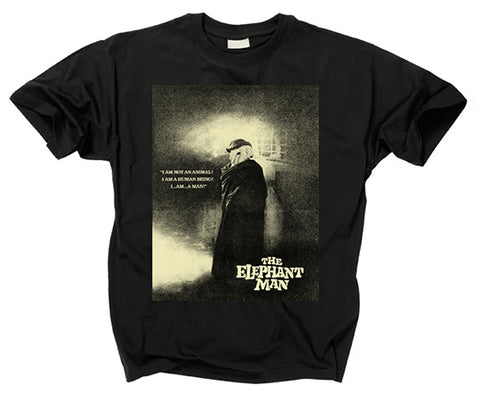 THE ELEPHANT MAN T shirt