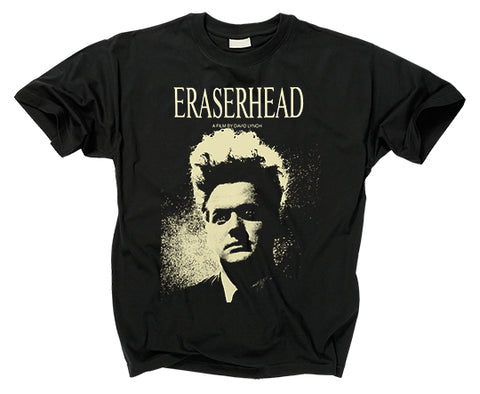 ERASERHEAD - David Lynch T Shirt