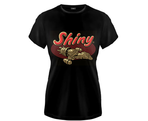 FIREFLY - Shiny Girls T Shirt