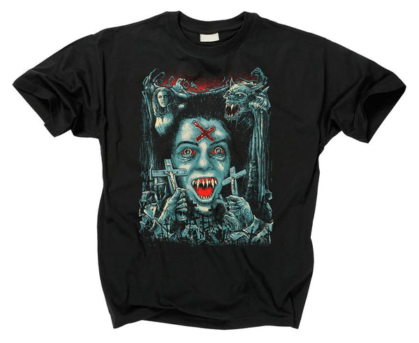 FRIGHT NIGHT - Fright Night Godmachine T Shirt