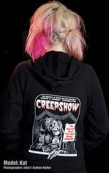 CREEPSHOW - Ticket Taker Zipper Sweatshirt Hoodie