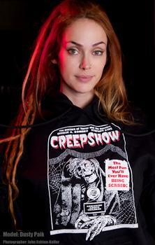 CREEPSHOW - Ticket Taker Pullover Sweatshirt Hoodie