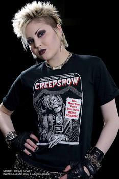 CREEPSHOW - Ticket Taker T shirt