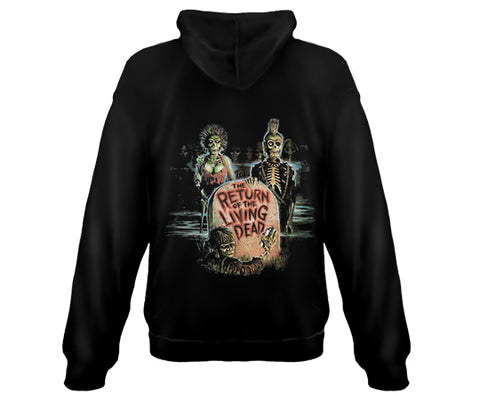 RETURN OF THE LIVING DEAD - Zipper Sweatshirt Hoodie