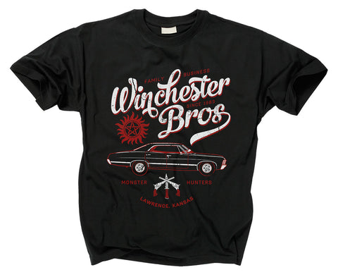 SUPERNATURAL - Winchester Brothers T Shirt