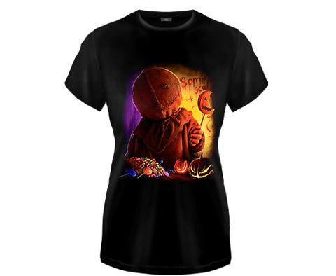 TRICK R TREAT - Sam Girls Fitted T Shirt
