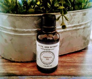 Patchouli Essential Oil 1 oz.