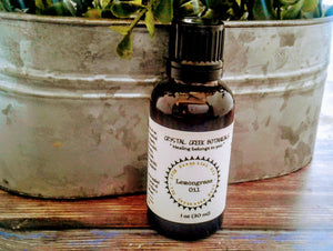 Lemongrass Essential Oil 1 oz.