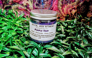 Purple Sand 4 oz Jar