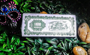 Ancestor Money Hell Notes (10,000) Denomination