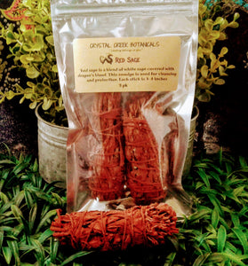 Red Sage 2 pack