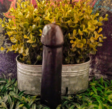 Black Male Genital Candle