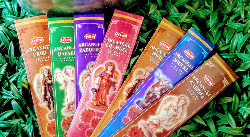 Seven Archangels (Siete Arcangels) - 7 Difference Incense