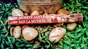 Santa Muerte (Holy death) Incense Sticks