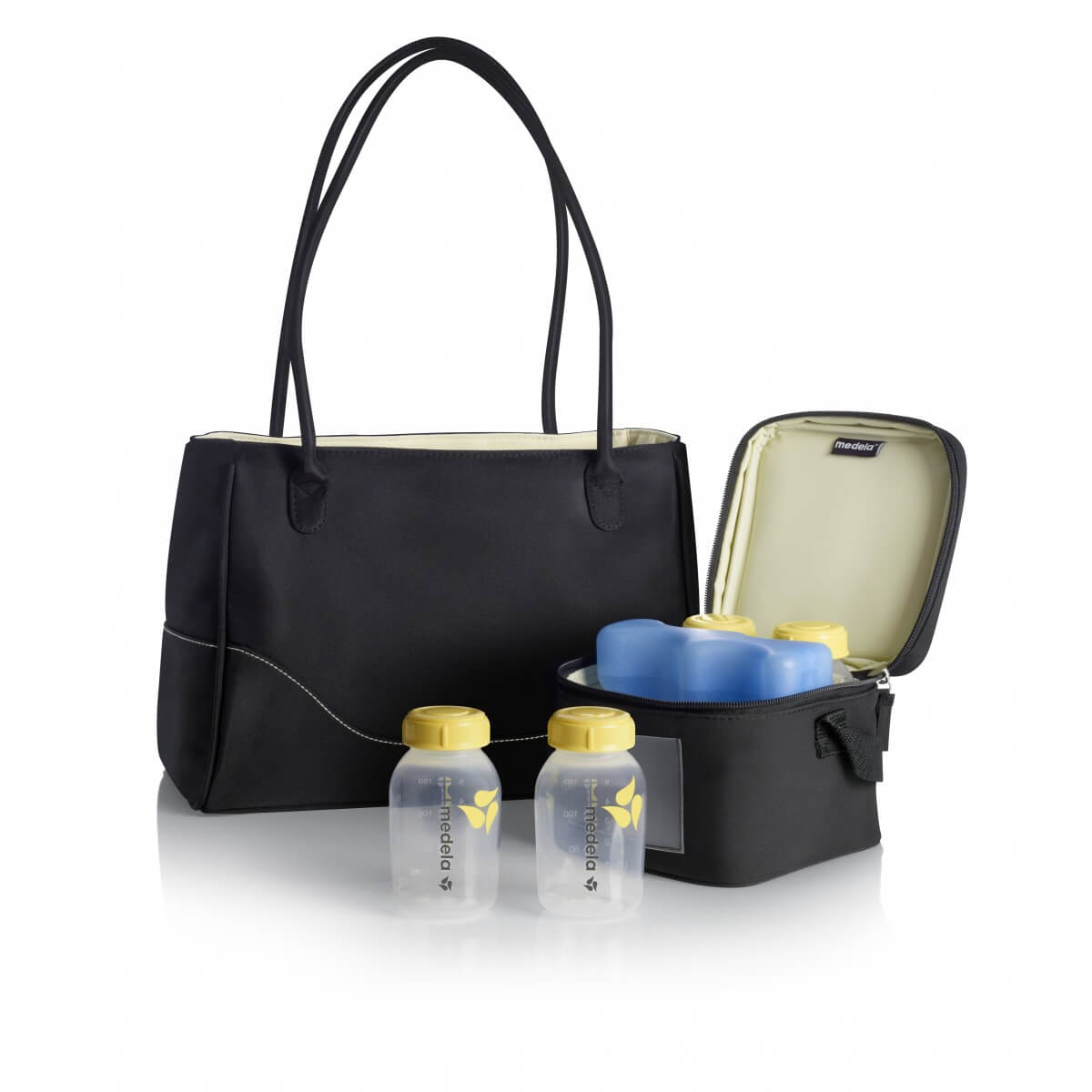 Bolso Maternal con cooler City Style Medela