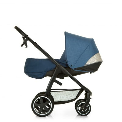 Coche Travelsystem Soul Plus Trio Set Navy Hauck
