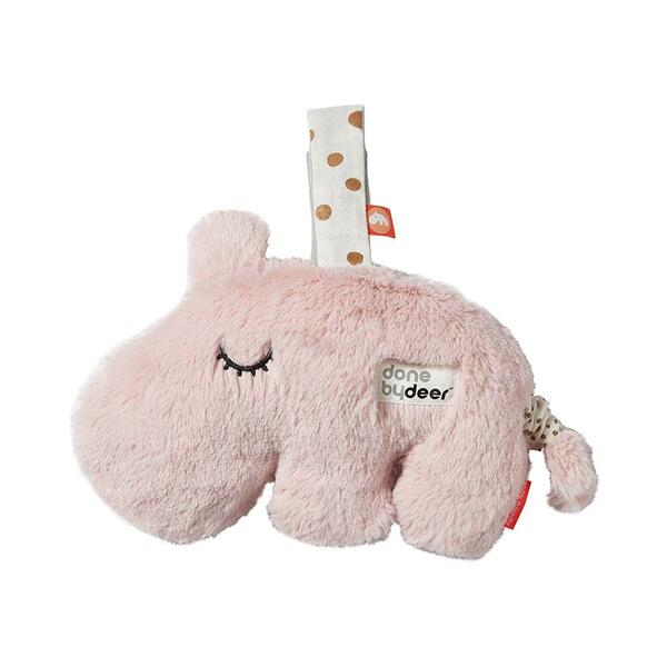 Juguete Peluche Musical Ozzo Rosado Done by Deer